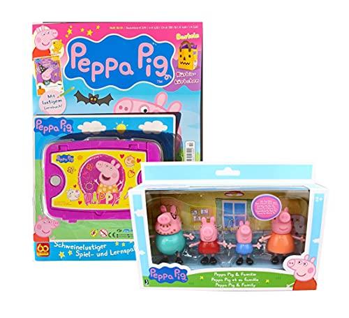 Collectix Peppa Wutz Peppa & Familie 4er...