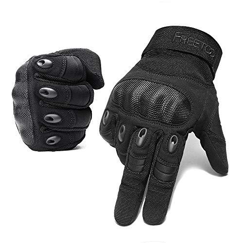 XL Outdoor Waterproof Ski Gloves FREETOO Winter Gloves for Men