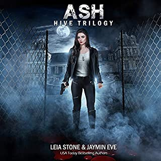 Ash     Hive Trilogy, Book 1              By:                                                                                                                                 Leia Stone,                                                                                        Jaymin Eve                               Narrated by:                                                                                                                                 Dara Rosenberg                      Length: 8 hrs and 30 mins     96 ratings     Overall 4.4