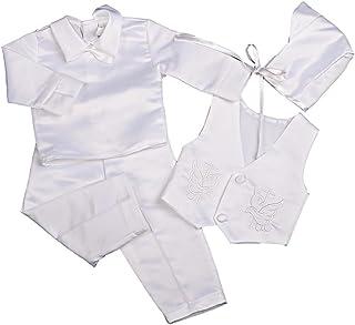 297e95fa649 Amazon.fr : 12 mois - Costumes de baptême / Bébé garçon 0-24m ...