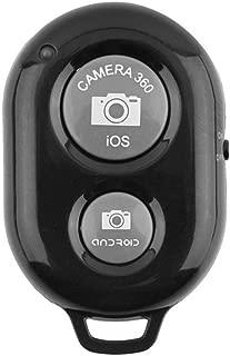 Dalkey Wiereless PhoneセルフタイマーシャッターボタンiPhone 7 selfieスティックシャッターリリースワイヤレスリモートコントロール