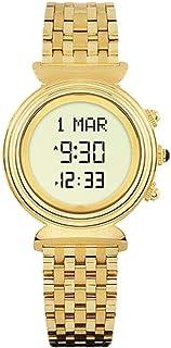 Alfajr Ladies Watch with Folding bracelet/Digital WF-14S - Gold