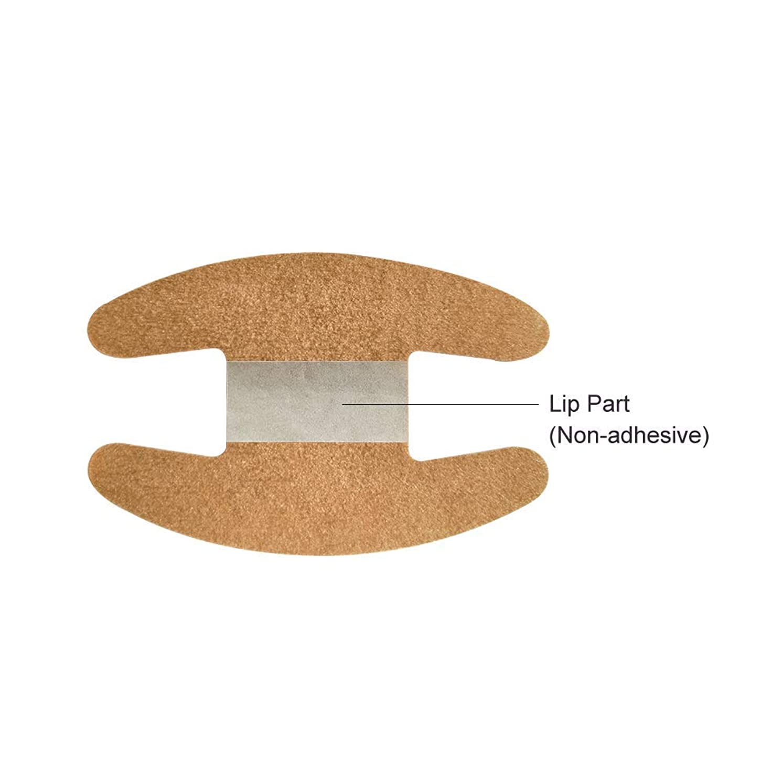 NOTE 口の乾燥、いびき、いびきのソリューション - WoodyKnows使い捨て口ストリップ口テープは口呼吸を和らげます