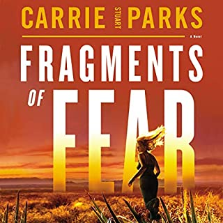 Fragments of Fear audiobook cover art