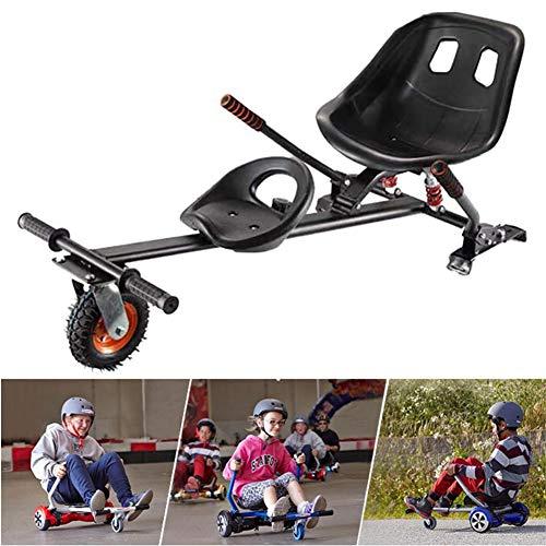 FLy Go Kart Asiento Ajustable Silla De Scooter Self Balance Diseño Extraíble...