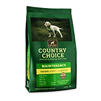 All working dogs burn more calories and energy so this food is perfect for the working dog Suitable for puppies 6-12 months Ensuring to provide the right amount of protein, fat and carbs in dogs food means the dog can take full advantage of their tra...