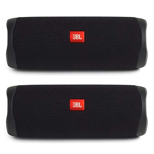 JBL Flip 5 Portable Waterproof Bluetooth Speakers - ...