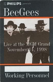 bee gees mgm las vegas 1997