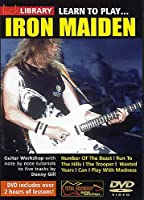 Learn to Play Iron Maiden Guitar Techniques [DVD] [Import]