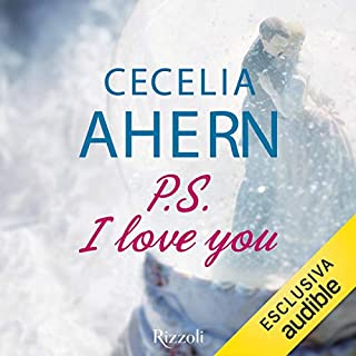 P.S. I love you                   By:                                                                                                                                 Cecelia Ahern                               Narrated by:                                                                                                                                 Alessandra De Luca                      Length: 12 hrs and 1 min     Not rated yet     Overall 0.0