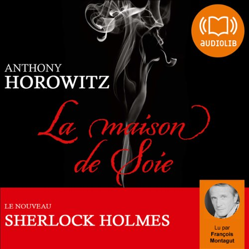 La maison de soie audiobook cover art