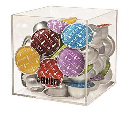 Bialetti Cube Porte-capsules (accessoire pour...