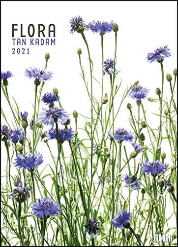 Flora 2021 – Blumen-Kalender von DUMONT– Foto-Kunst von Tan Kadam – Poster-Format 49,5 x 68,5 cm