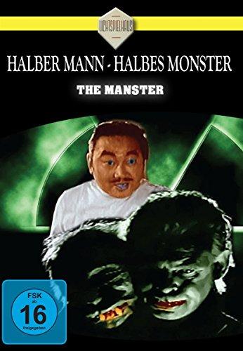 The Manster - Halber Mann-Halbes Monster