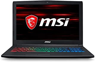 MSI GF62 8RE CORE I 7 8750H 16GB RAM 1TB HDD 128GB SSD 6GBVGA 1060 GTX INVIDA 15,6 INCH FHD DOS BLACK LITE KB ENGLISH KB BLACK COLOUR