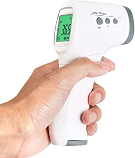 Haushaltsthermometer Baby-Thermometer Mit LCD-Alarmfunktion Elektronisches Thermometer Ohr-Thermometer Ber/ührungsloses Infrarot-Thermometer Vordertemperatur-Pistole