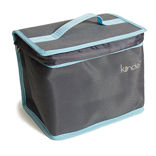 Kiinde Twist Breast Milk Cooler Storage Bag and Ice Pack Kit for Breastfeeding Moms