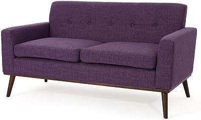 Amazon.com: GDF Studio Windsor - Sofá de dos piezas, diseño ...