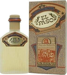El Paso by Lomani For Men -Eau de Toilette, 100 ml-
