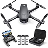 Holy Stone HS720E Drone Fly More Combo with 3 Batteries