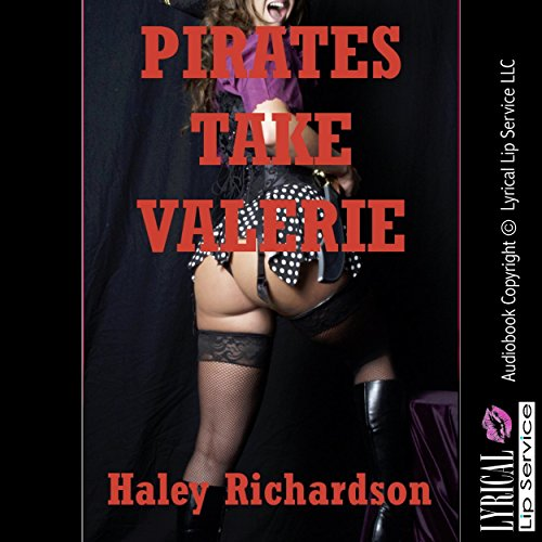 Pirates Take Valerie cover art