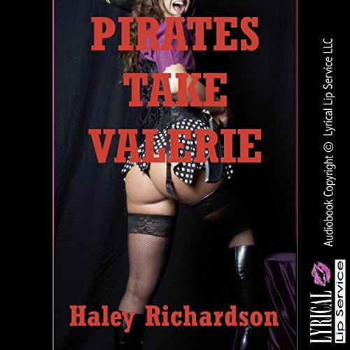 Pirates Take Valerie audiobook cover art