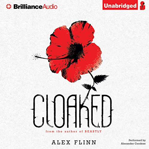Cloaked audiobook cover art