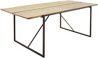 Best brooklyn oak dining table Reviews