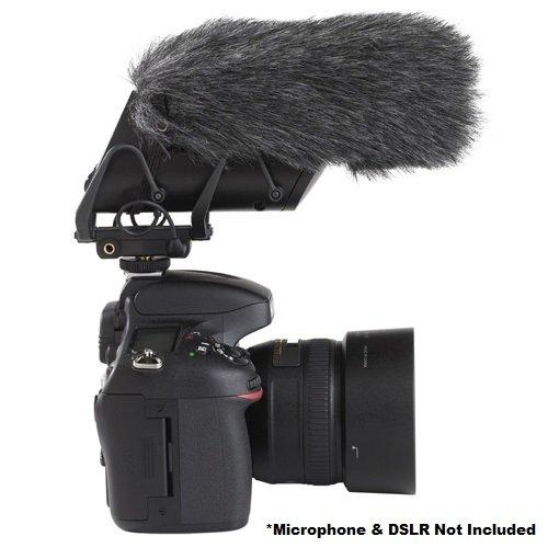 シュアー SHURE VP83/VP83F専用ウィンドジャマー A83-FUR