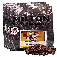 ミルトンコーヒーロースタリー コーヒー豆 スペシャルティコーヒー エスペランサ農園 (カツーラ種) ウォッシュド ≪細挽き 750g(250g×3)≫