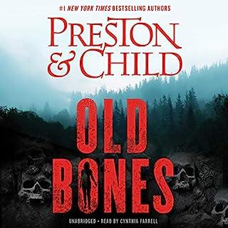 Old Bones audiobook cover art