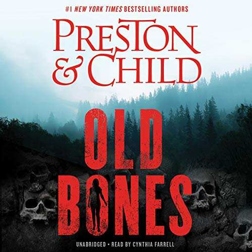 Page de couverture de Old Bones