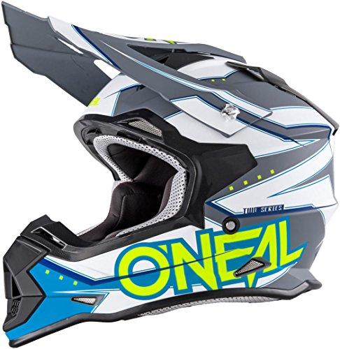 0200-044 - Oneal 2 Series RL Slingshot Motocross Helmet L Blue