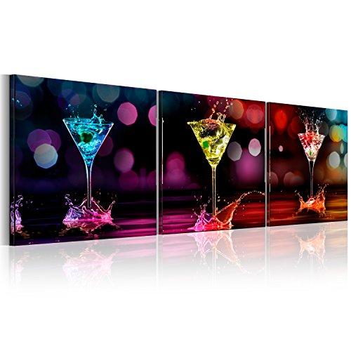 murando Acrylglasbild Glass 120x40 cm Wandbild auf Acryl Glas Bilder Kunstdruck Moderne Wanddekoration - Küche Glass 030207-34