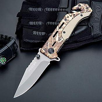 folding hunting knife