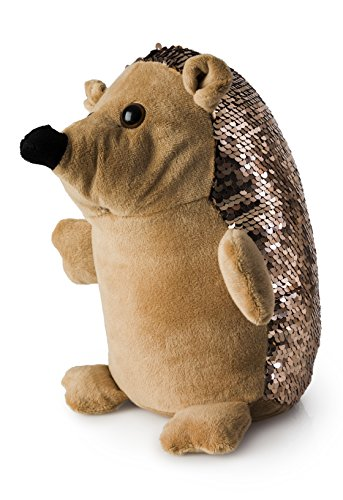 Blue Canyon Lola Hedgehog Two Tone Sequin Door Stop