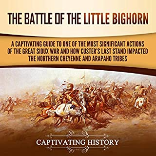 The Battle of the Little Bighorn cover art