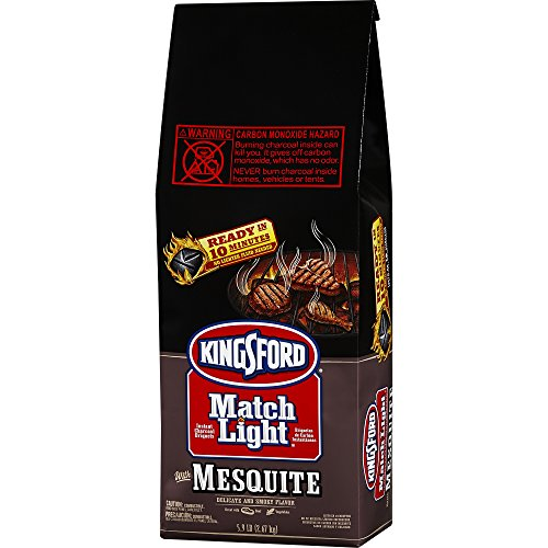 Kingsford Match Light Charcoal with Mesquite 5.9 LBS