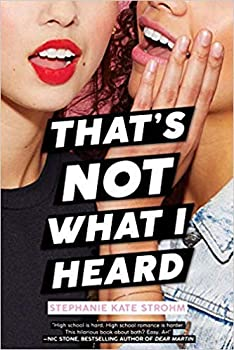Paperback That's Not What I Heard Book