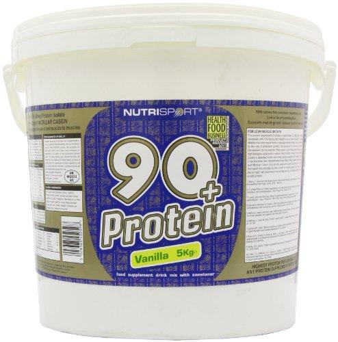 90+ Protein 5kg Vanilla