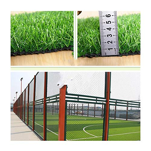 4,00m x 1,50m Gazon Synth/étique au m/ètre pour votre Balcon ou Terrase Gazon Artificiel CAMELLIA Haute Qualit/é et Perm/éable /à lEau Plusieurs Dimensions /Épais d/´env.17mm