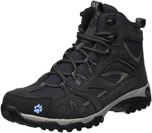 Jack Wolfskin Vojo Hike Texapore 4011371 Damen Wanderschuhe, blau (light sky 1132), 42