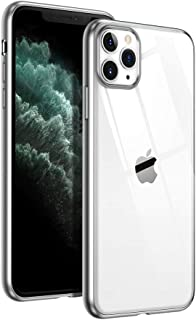 UGREEN Clear Case Compatible for iPhone 11 Pro Max(2019), Slim Shockproof Bumper Case with Soft TPU Protective Phone Cover...
