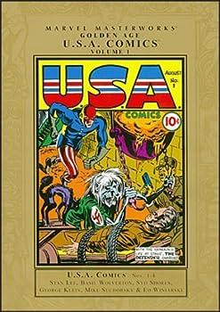 Marvel Masterworks: Golden Age U.S.A. Comics, Vol. 1 - Book #76 of the Marvel Masterworks