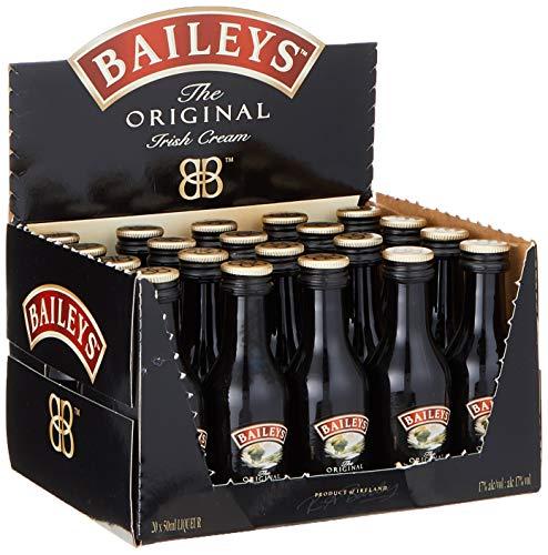 Bailey\'s Original Irish Cream Likör Miniaturen (20 x 0.05 l)