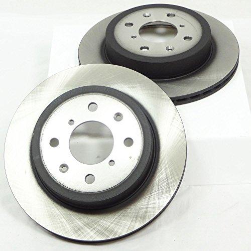 véritable Vauxhall Agila A 1.0 1.2 1.3 CDTI (00 +) Disques de frein avant 253 mm