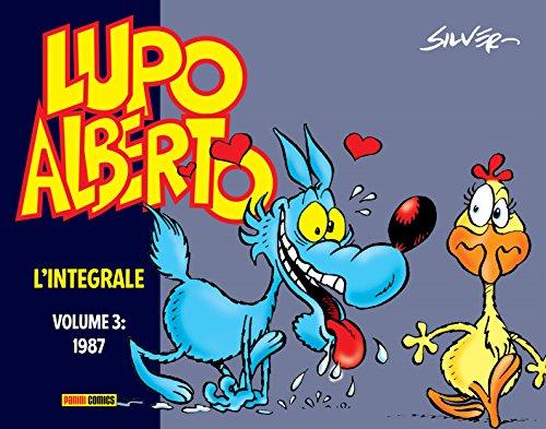 Lupo Alberto. L'integrale volume 3 (Italian Edition)