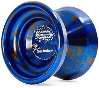 YoYoFactory SuperNova Yo-Yo - Blue Orange Acid