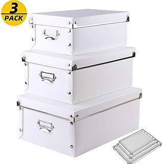 Best office storage boxes decorative Reviews