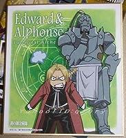 エドワード・エルリック&アルフォンス/ビジュアル色紙コレクション鋼の錬金術師コミカル